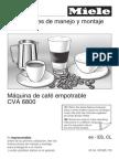 Cafetera CVA 6800