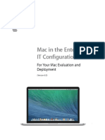 Mac in the Enterprise IT Configuration Guide