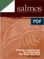 Aparicio Angel y Garcia Jose Cristo Rey - Los Salmos - Oracion de La Comunidad