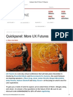 Quickpanel_ More UX Futures _ UX Magazine