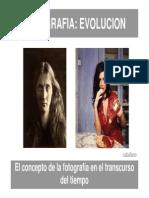 PHOTO Historia Fotografia