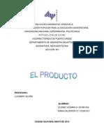 El Producto (Trabajo)