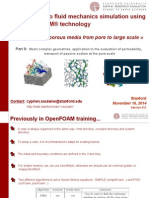 Openfoam Training Part 2v5