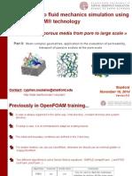Openfoam Training Part 2v5