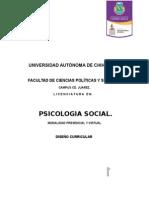 Proyecto de Psicologia Con Programas Integrados2