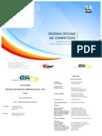 Regras Oficiais 2012-2013