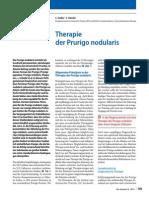 prurigo therapie