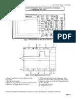 Notice Tektronix TDS 210