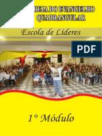 Livreto Escola de Lideres Modulo I