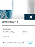 Barclays Introduction to Inverse IO