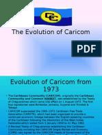 The Evolution of Caricom