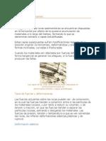 Fuerzas y Deformaciones GEODINAMICA