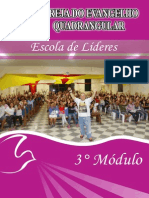 Livreto Escola de Lideres Modulo III