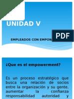 UNIDAD V EMPOWERMENT.pptx