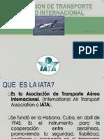 Presentación IATA