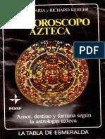 El Horoscopo Azteca