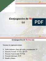 Conjugacion Verbal 01