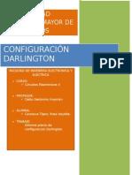 Configuración Darlington