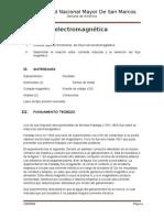 Inducción electromagnética BLA