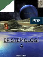EPISTEMOLOGÍA Presentación Clase