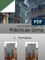 Practicas GIMP