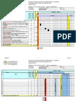 Diagrama de Gantt 2015-1 - Micro