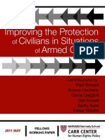 Improving Protection of Civilians in Armed Conflict