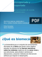Protesis Dentosoportada y Mucodentosoportada Karla y Erika