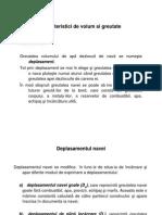 C5_Caracteristici de Volum Si Greutate. Codul International de Semnale