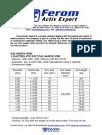 Ferom Activ Export -Prezentare in Engleza