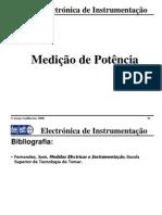 Instrumentacao 2009 Medicao Potencia