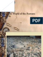 Chapter 6 the World of the Romans (1)
