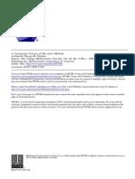 Hetzler S. - A Continuous Version of Newton's Method