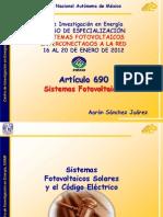 Articulo 690 pv sistems
