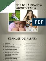 Trastornos de La Infancia y La Adolescencia