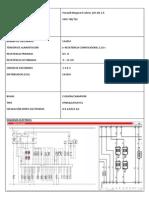 Ficha Datos de Encendido Megane II Cabrio