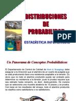 4.Distribuciones de Probabilidad