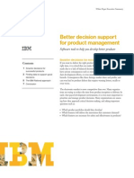 1406638042 Better Decision Support for Product Management