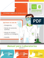 Manual de Trabajo Seguro en Laboratorios