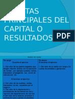CUENTAS PRINCIPALES DEL CAPITAL O RESULTADOS 2da.pptx