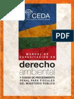 MANUAL DE CAPACITACION EN DERECHO AMBIENTAL Y CODIGO DE PROCEDIMIENTO PENAL.pdf