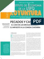 PECADOS Y CASTIGOS