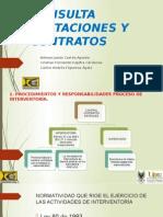 Exposición normativa interventoría Colombia