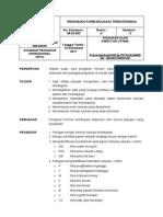 7. SPO Pengisian Form Edukasi Terintegrasi