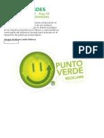 12. Actividad 11 Puntos Verdes Pag. 78