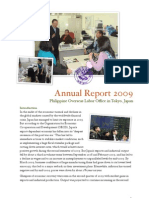 Polo Tokyo Annual Report 2009 Online