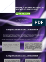 Factores Que Infuyen Positivamente en Los Consumidores Jose Oropeza