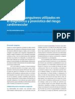 Marcadores Sanguineos Riesgo Cardiovascular