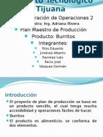 Proyecto de Burritos