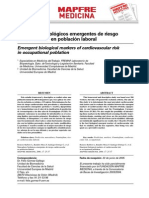Marcadores Biologicos Emergentes ECV